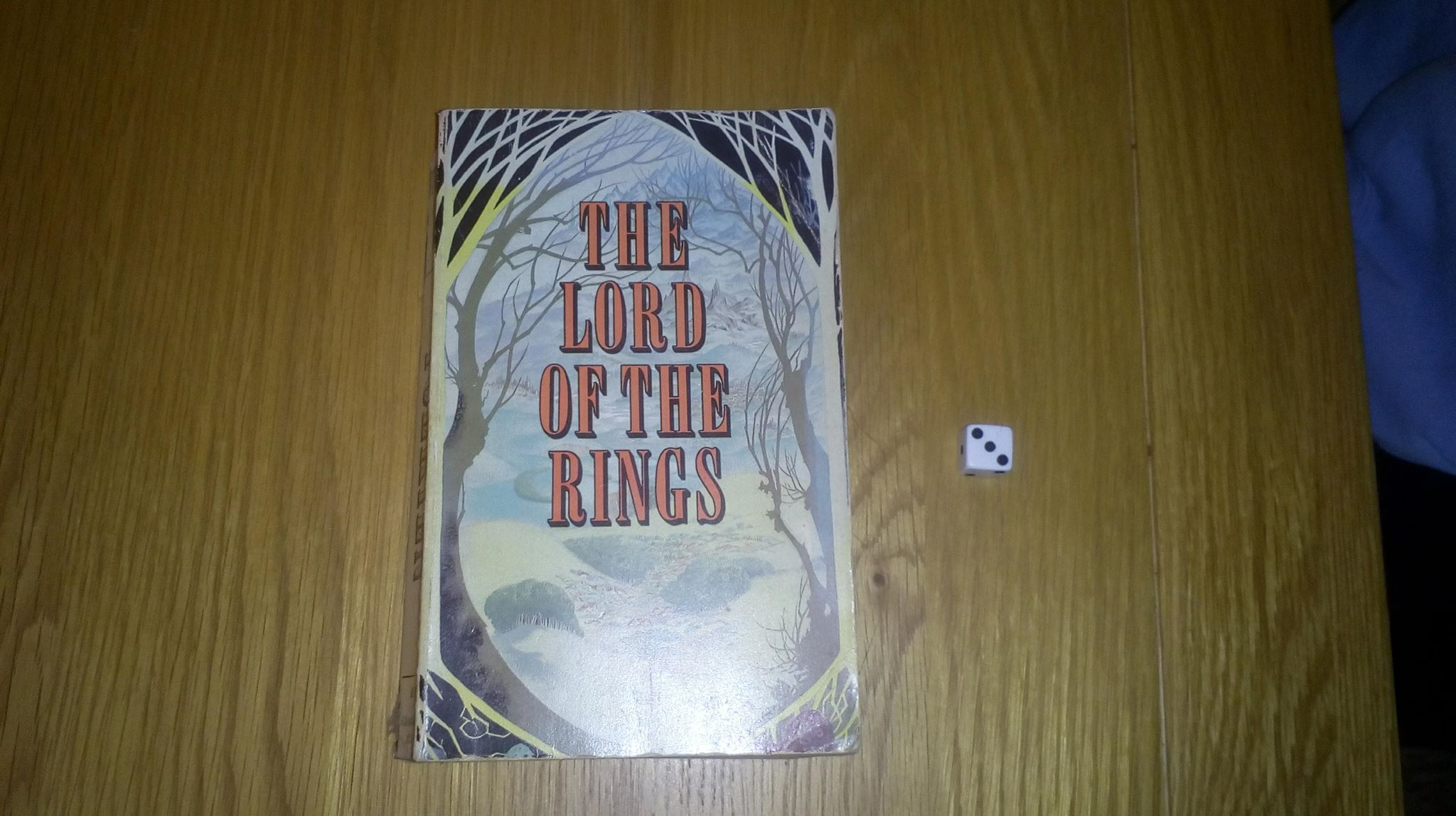 Book Review – Lord of the Rings Part III