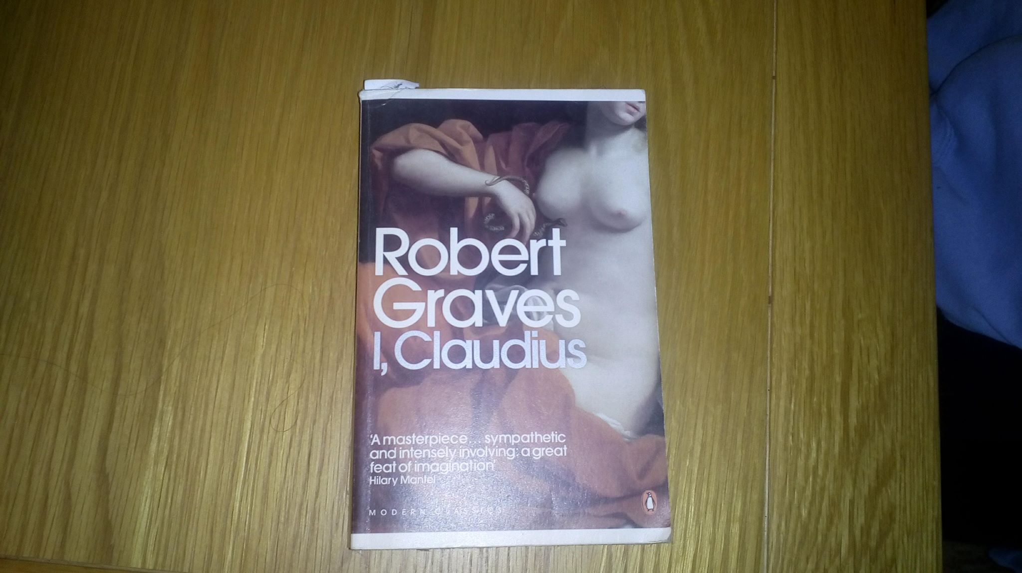 Book Review – I, Claudius