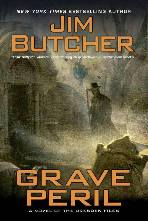 Book Review: Grave Peril