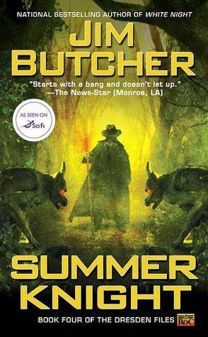 Book Review:  Summer Knight – Jim Butcher