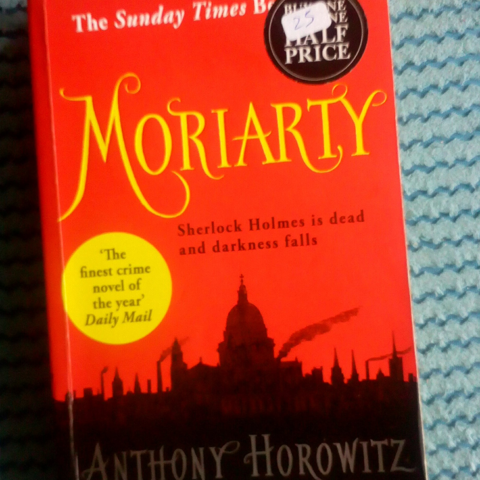 Book Review – Moriarty
