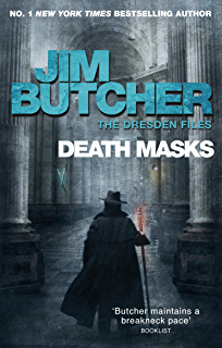 Book Review:  Death Masks