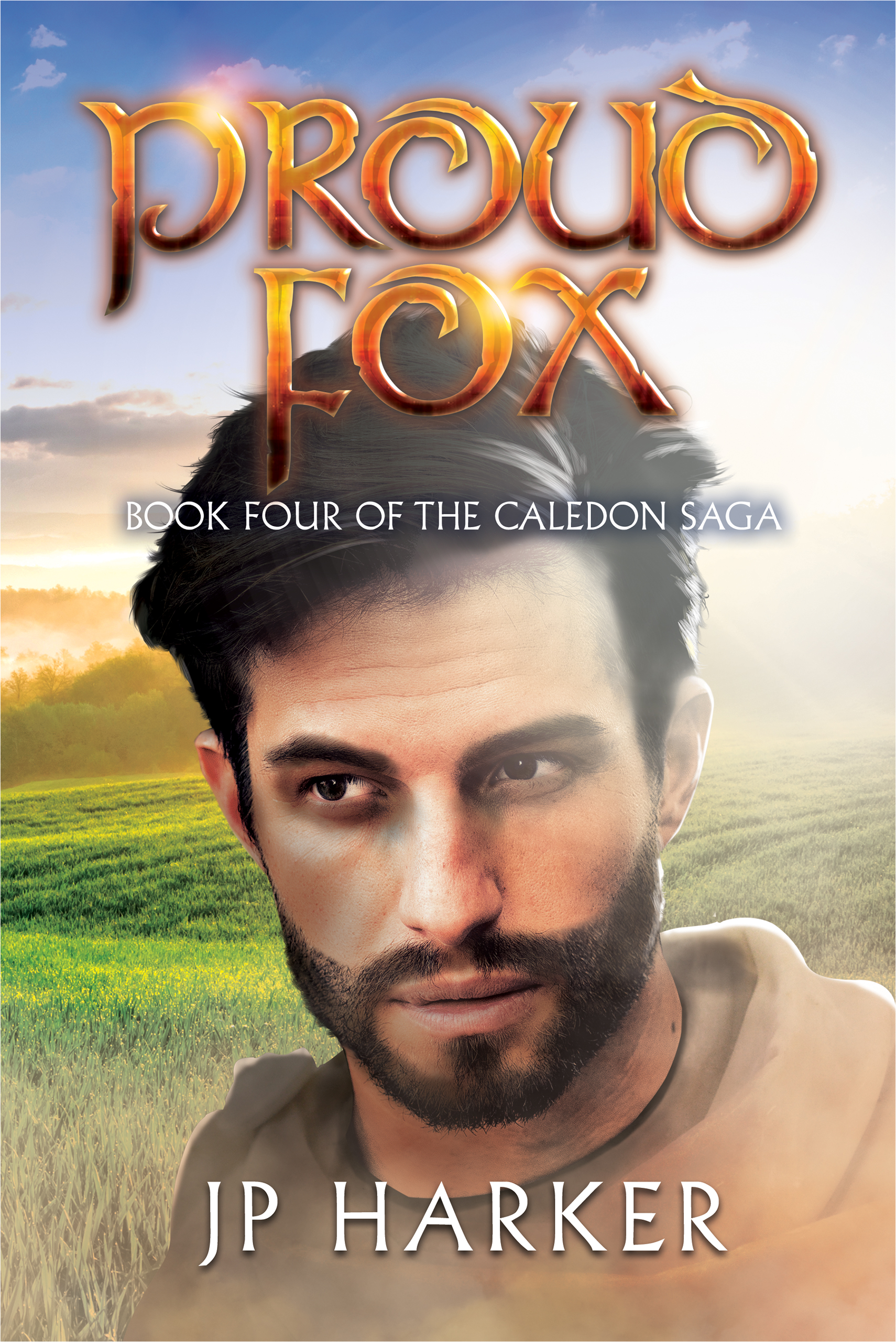 Proud Fox Cover Reveal!